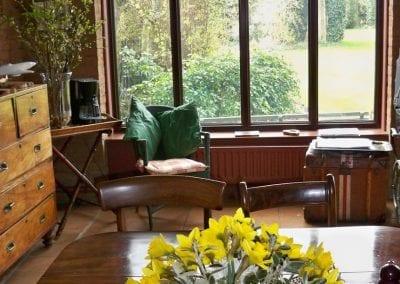 Churchfield House accommodation